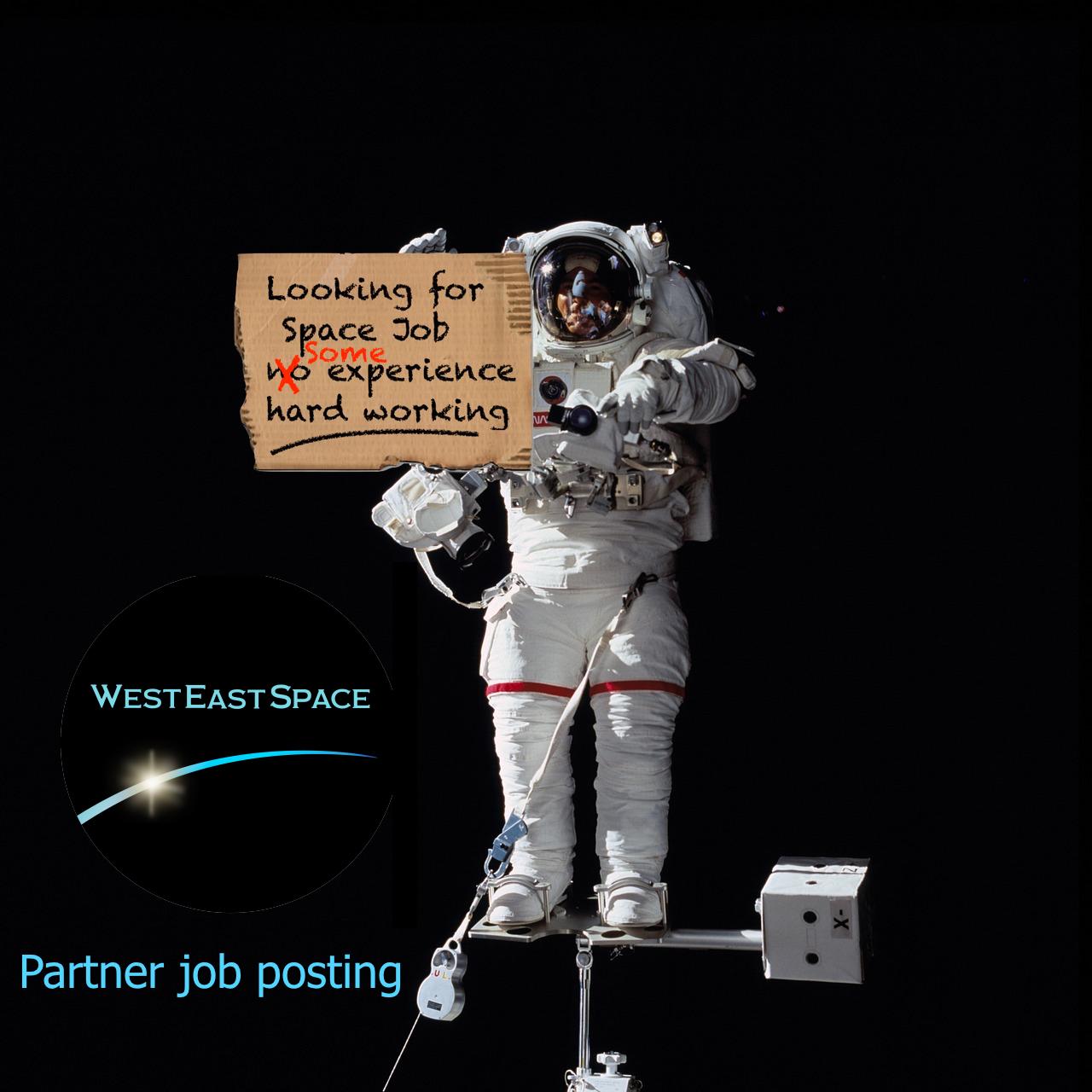 Job Posting For Albaorbital  U2013 Ee Spacecraft